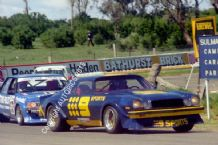 CHEVROLET CAMARO Bartlett/Forbes 1981 James Hardie 1000 Bathurst
